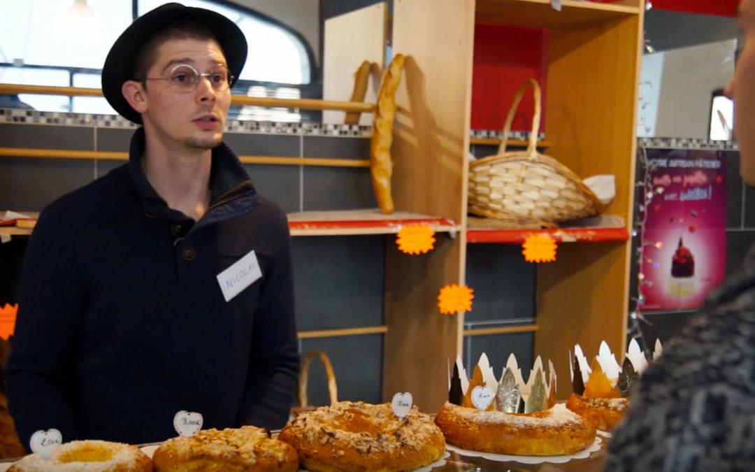 """""""La boulangerie"""", Clément docteur (2017)"""